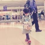 2歳の娘と初めての二人旅 in 奈良